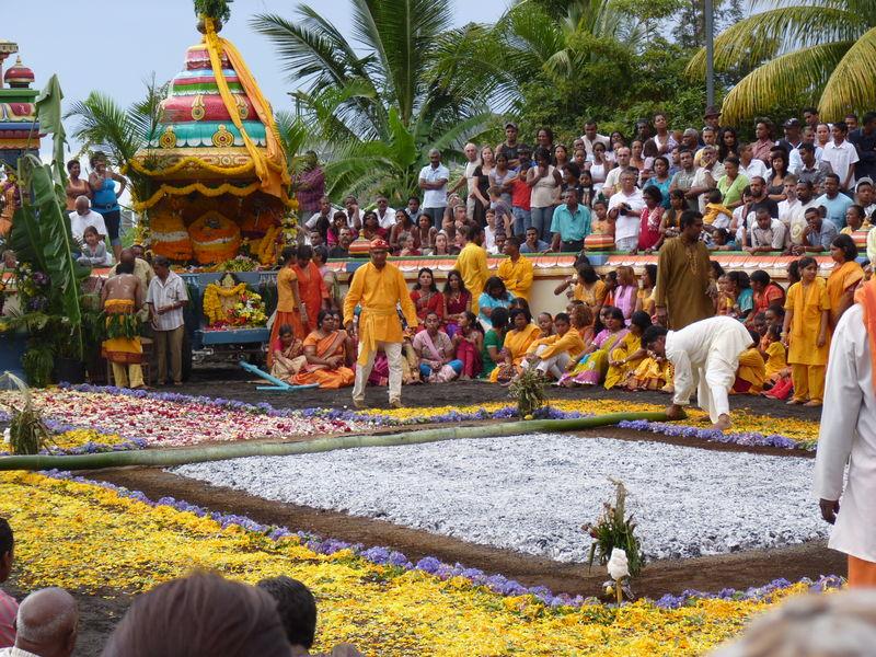 Culture et traditions réunionnaises   Habiter La Réunion
