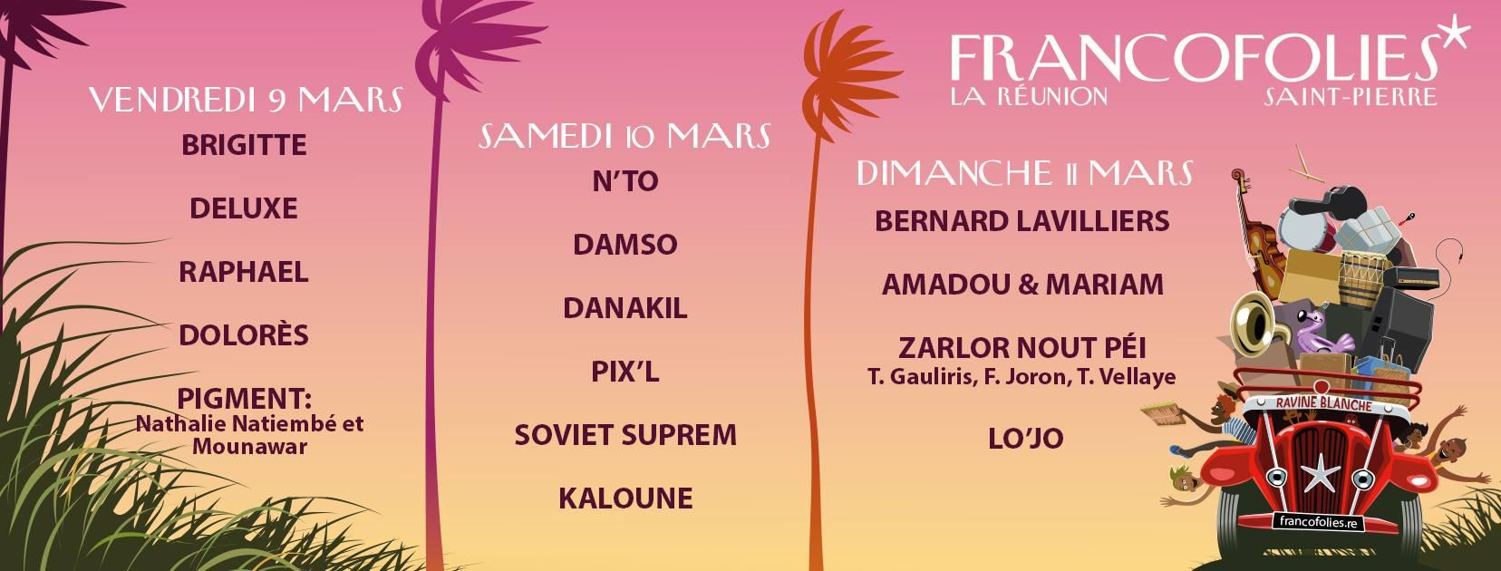 Programmation-Francofolies-Réunion-2018
