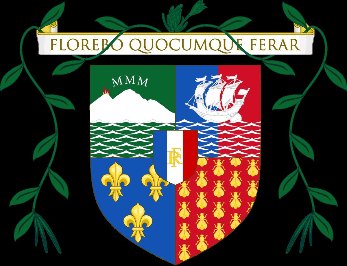 Armoiries-Réunion