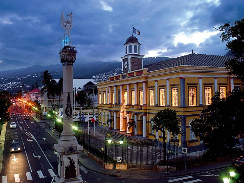 Mairie de Saint-Denis Réunion