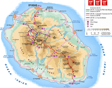 carte-randonnées-réunion