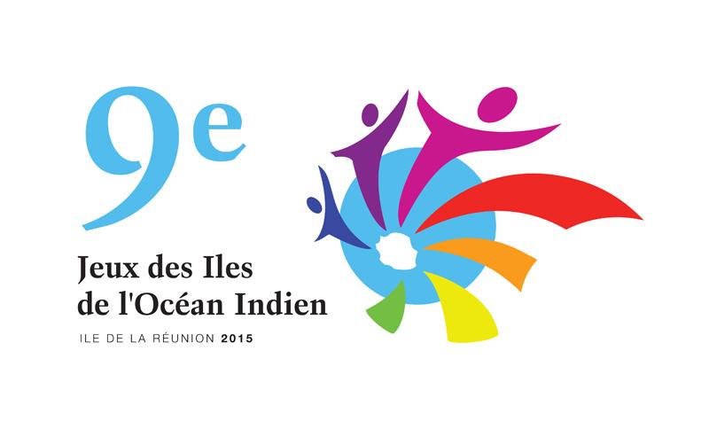 Logo Jeux des Iles 2015