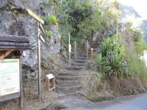 Marla depuis Cilaos (Col du Taïbit)
