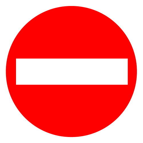 panneau-sens-interdit