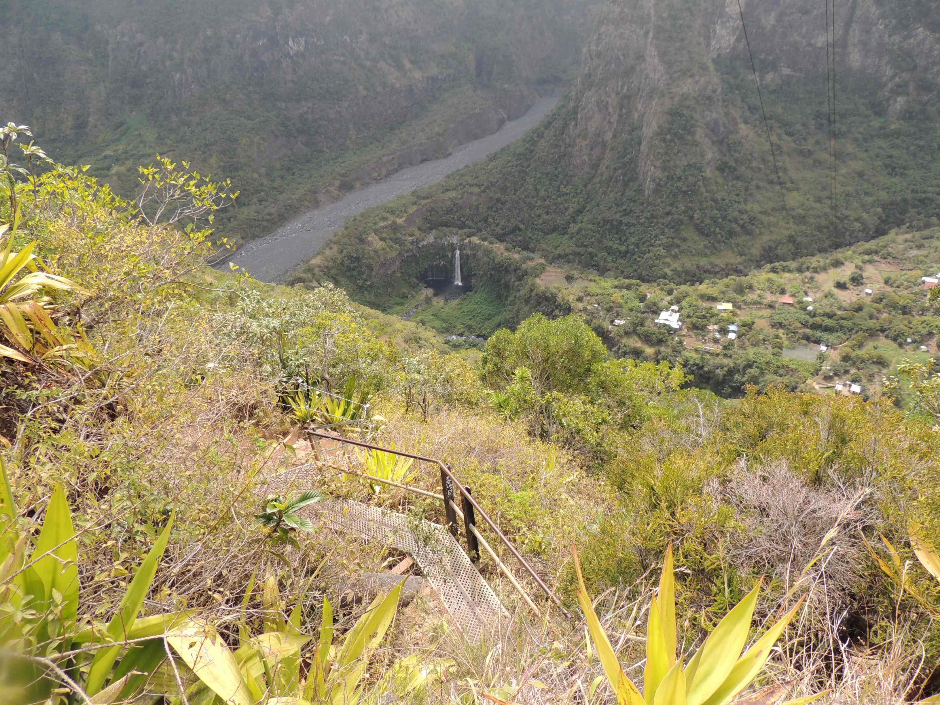 Sentier Grand Bassin