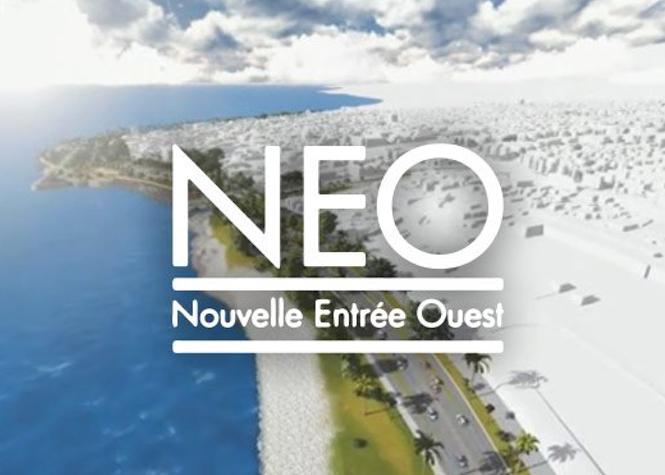 La Nouvelle Entrée Ouest (NEO)