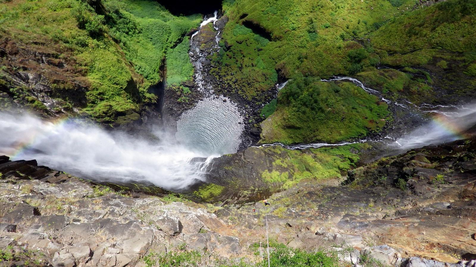 Canyoning-Réunion-trou-de-fer