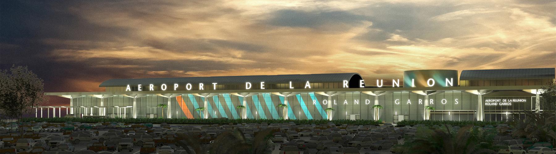 Resultado de imagen para Aéroport Reunion