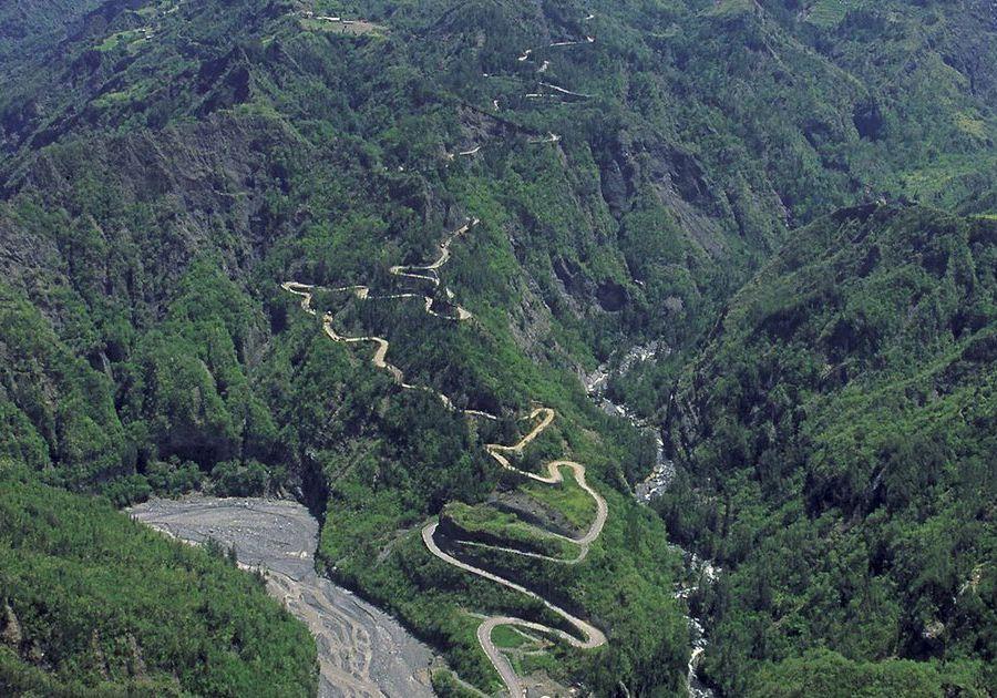 Route-de-Cilaos