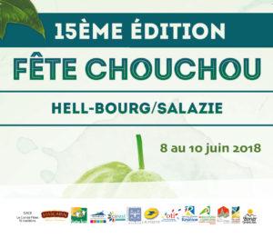 Fête du Chouchou 2018 du 8 au 10 juin