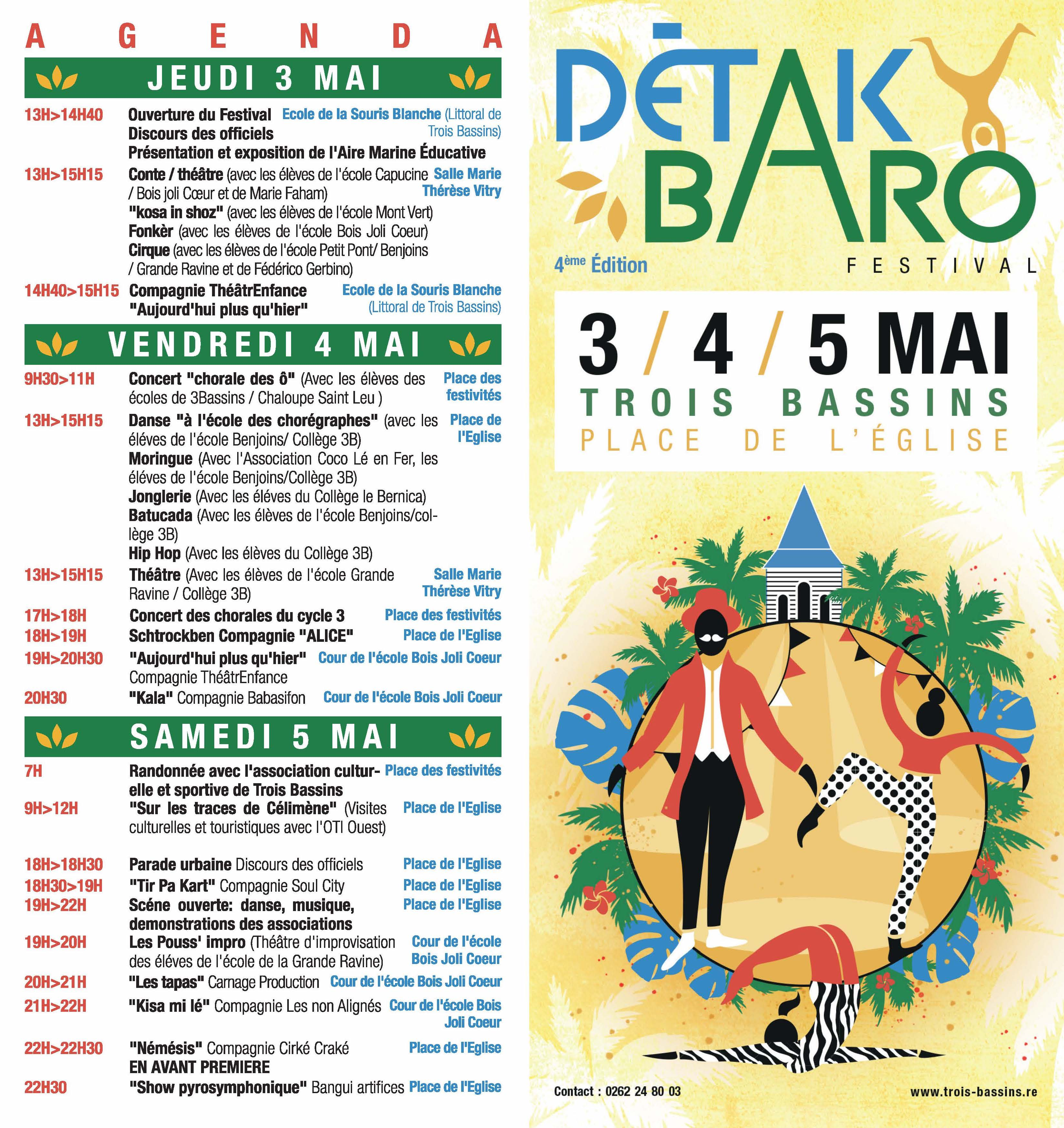 Programme-Détak-Baro-Festival-2018