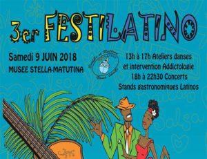 Festilatino le 9 juin 2018