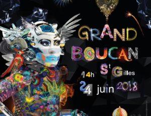 Grand Boucan le 24 juin 2018