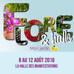 Flore et Halle 2018