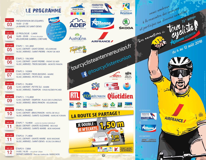 Programme-Tour-Cycliste-Antenne-Réunion-2018