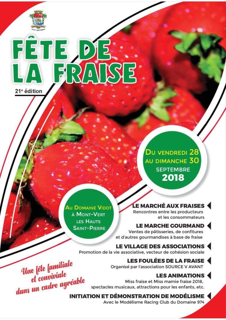Affiche-Fete-de-la-Fraise-2018