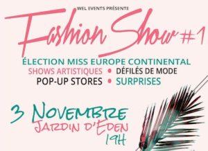 Fashion Show #1