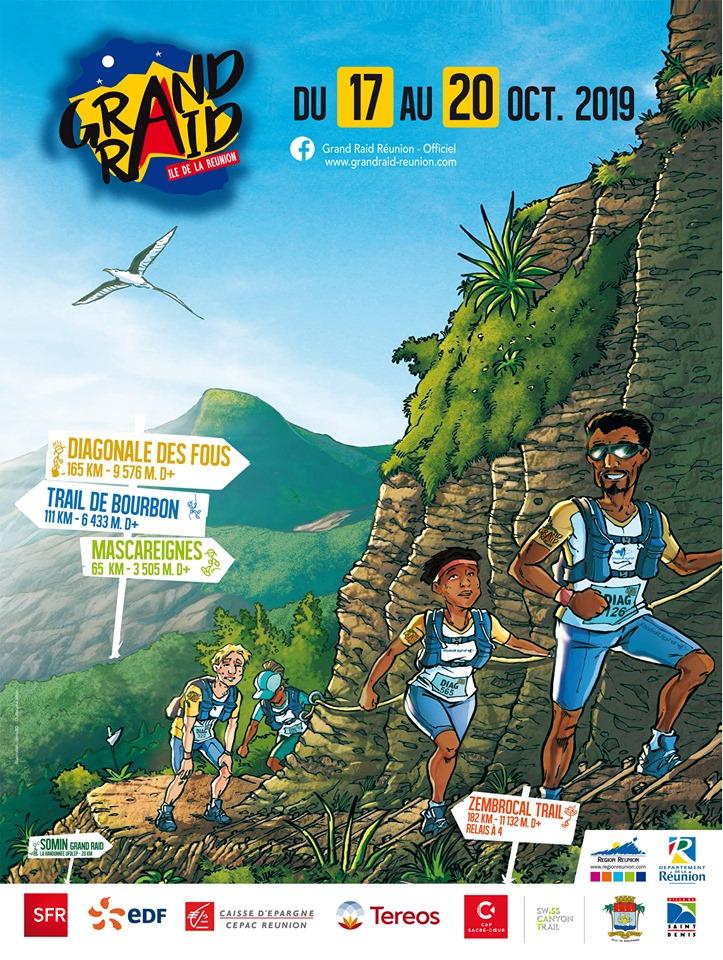 Le Grand Raid 2019 de La Réunion