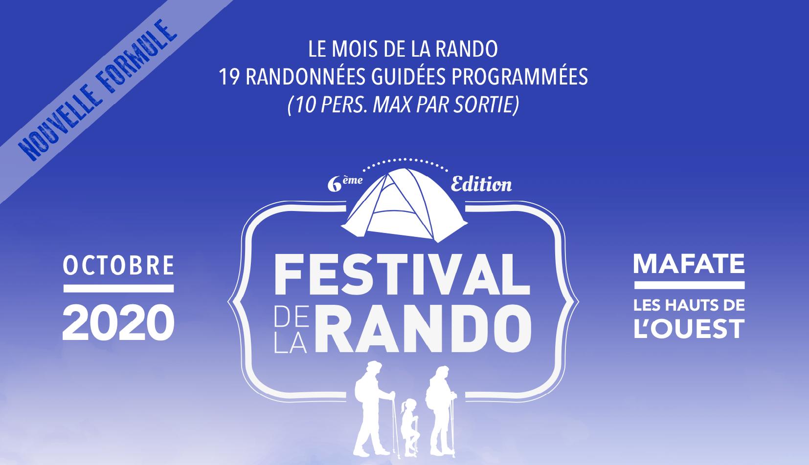 Le Festival de la Rando à La Réunion