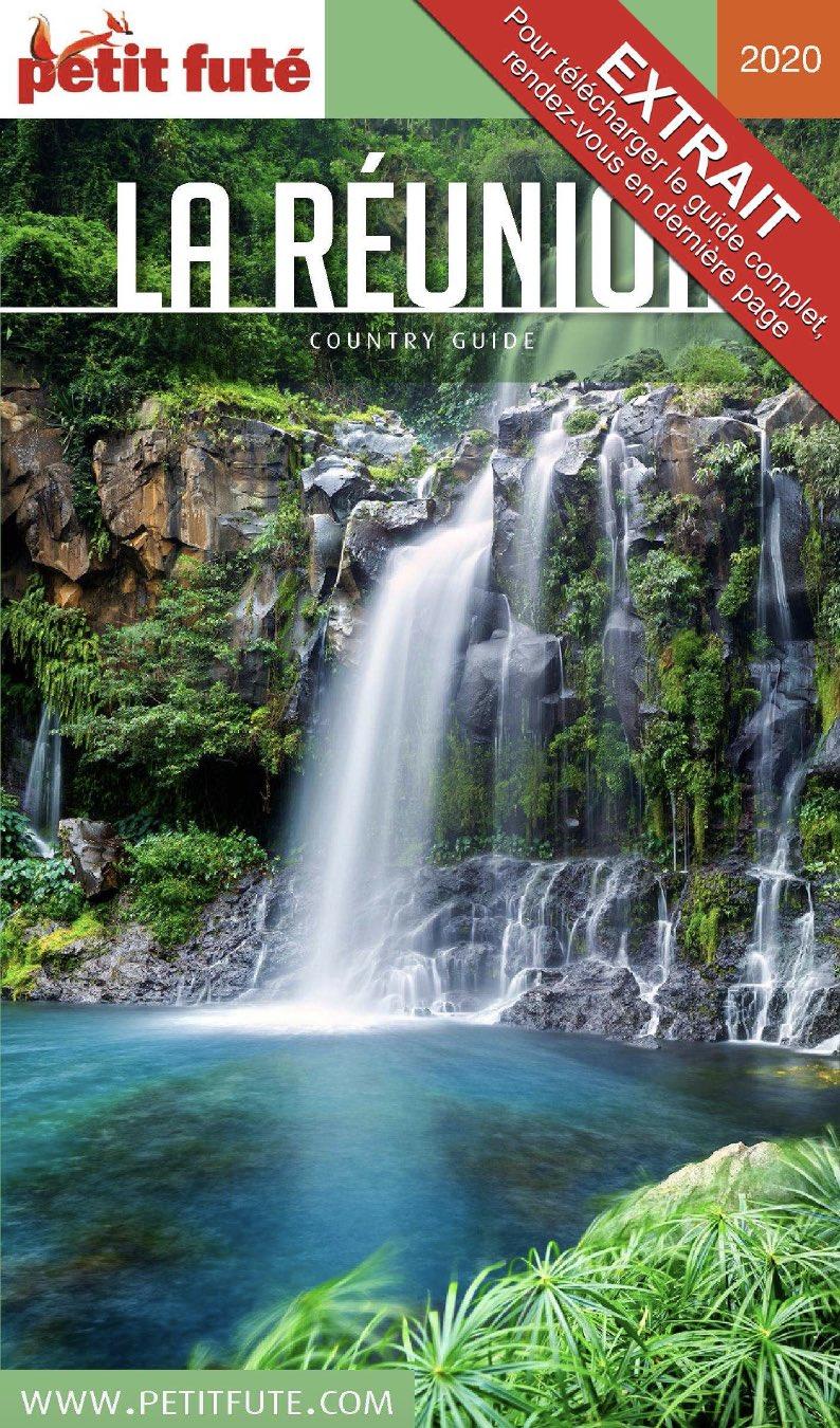Guide : Le Petit Futé de La Réunion 2020 est sorti !