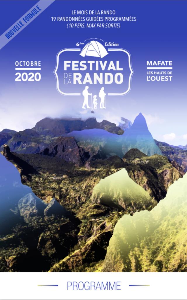 programme octobre festival de la rando