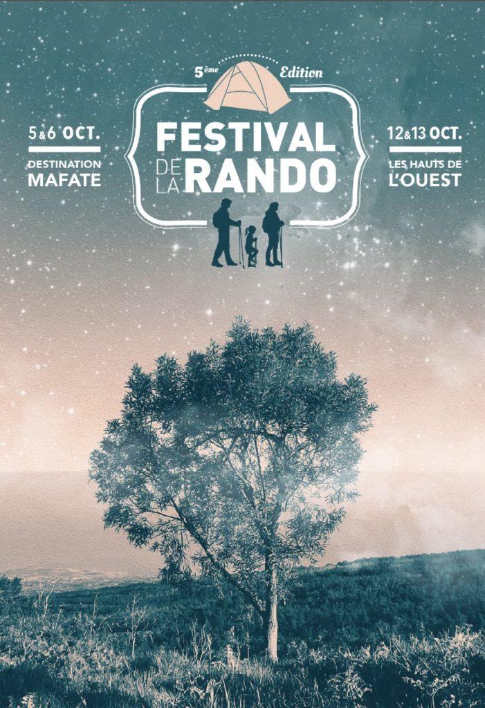 Programme Festival Rando Réunion