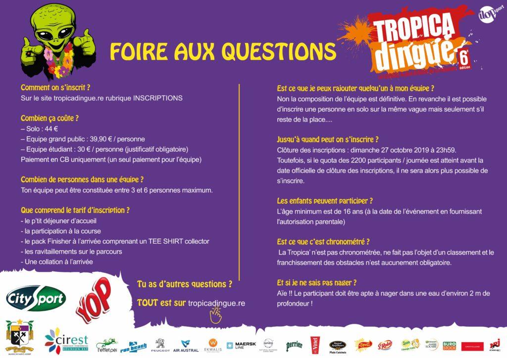 FAQ tropicadingue