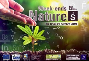 Week-ends NatureS 2019