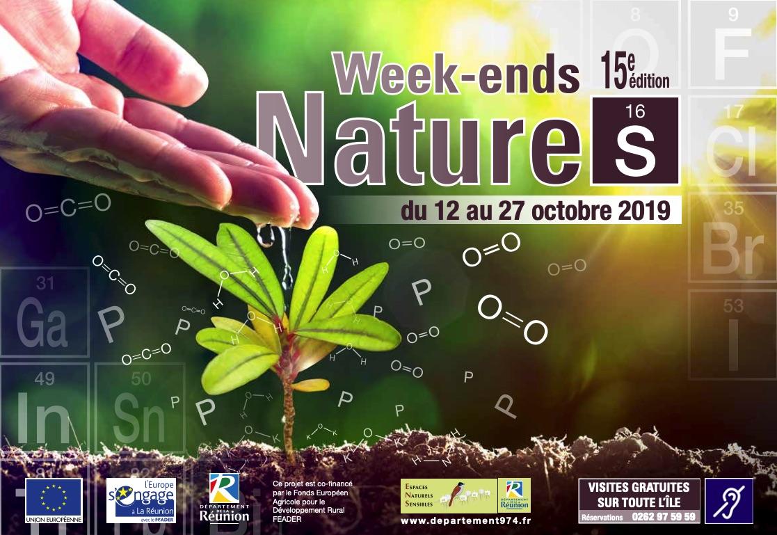 Week-ends NatureS 2019