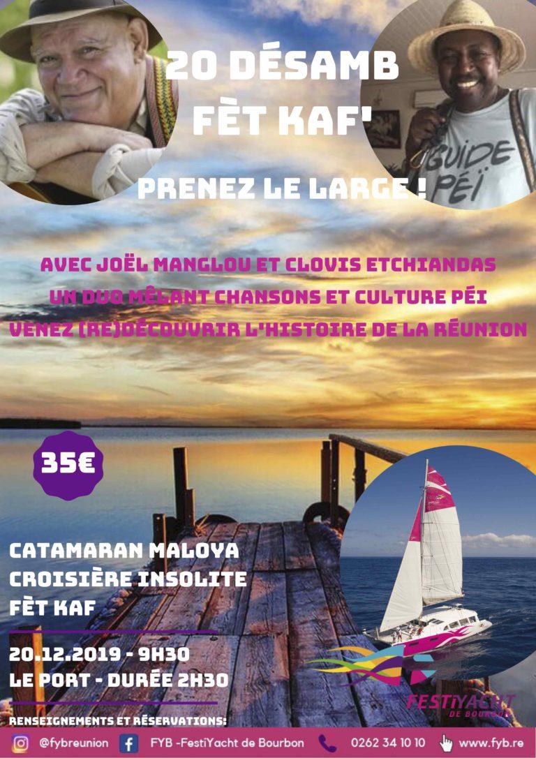Affiche Fète Kaf Festiyatch