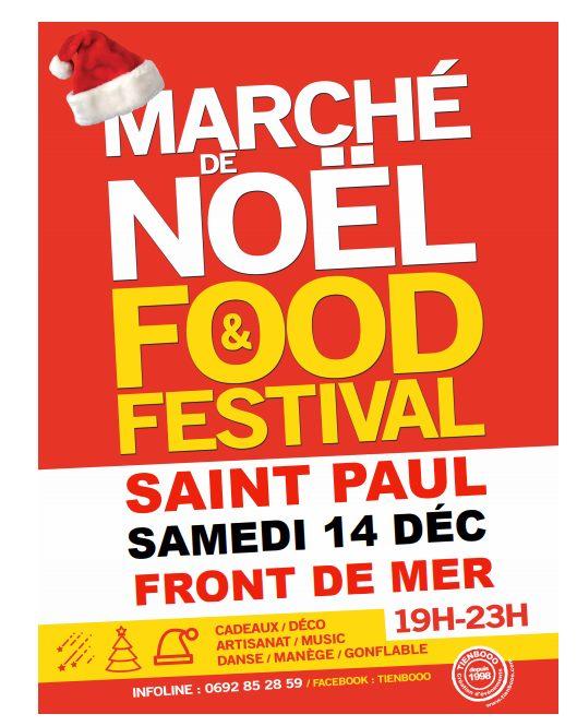 Marché de Noël de Saint-Paul