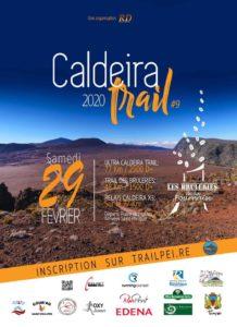 Caldeira trail Réunion