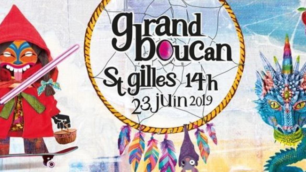 Grand Boucan 2020 – ANNULÉ