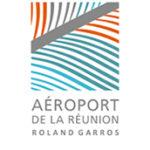 aeroport de la réunion roland garros logo
