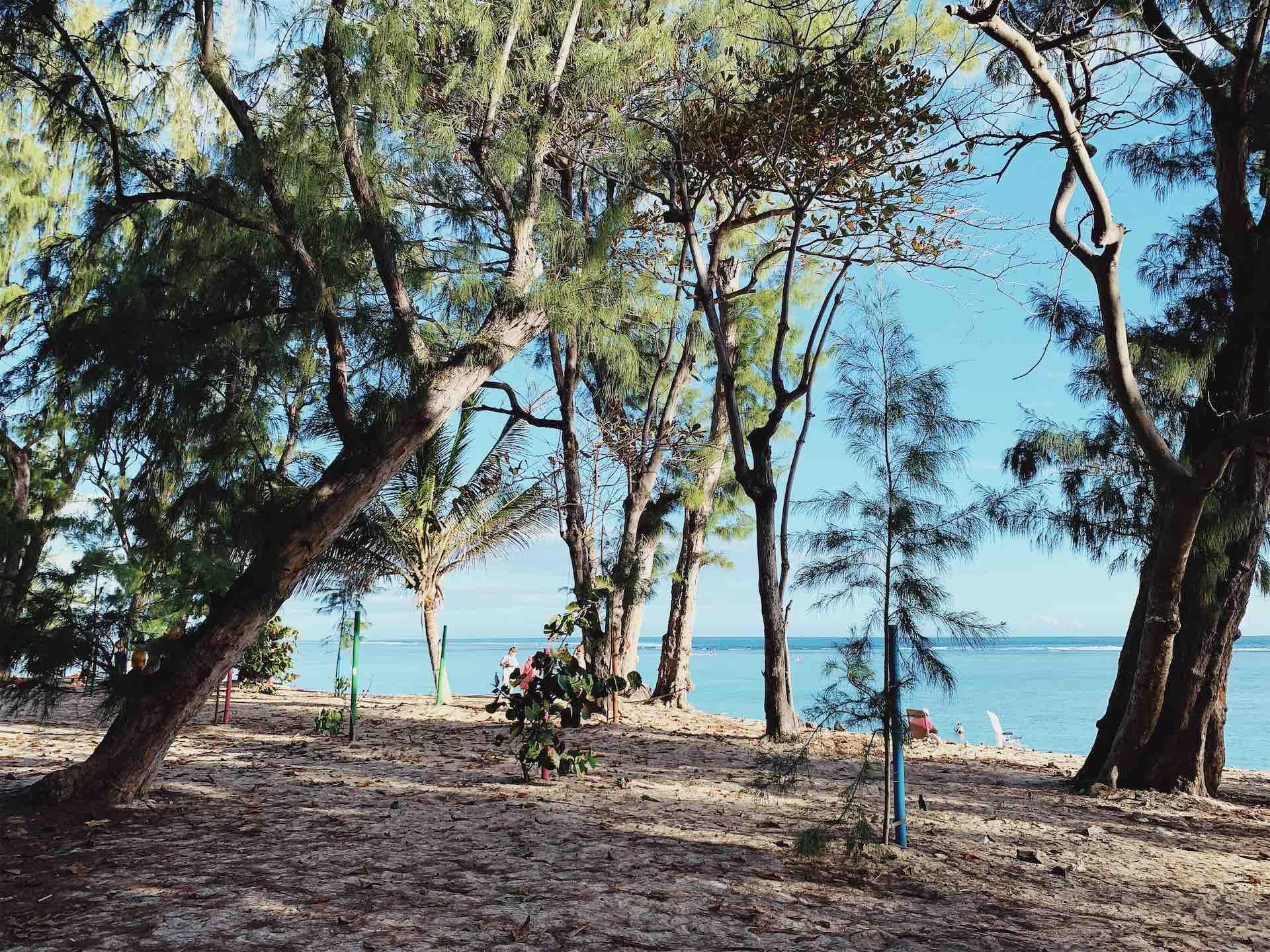 Zistoir de l'Ouest : les plages et le lagon de La Réunion