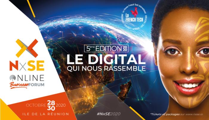 NxSE : Une édition 2020 évènement 100% digitale pour les French Tech Afrique / Ocean Indien