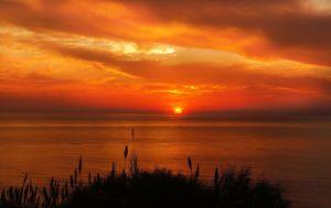 coucher de soleil la reunion heure